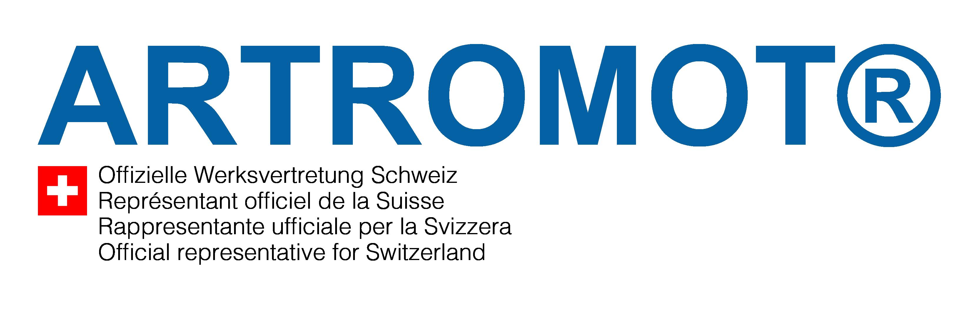 Offizielle ARTROMOT Werksvertretung Schweiz